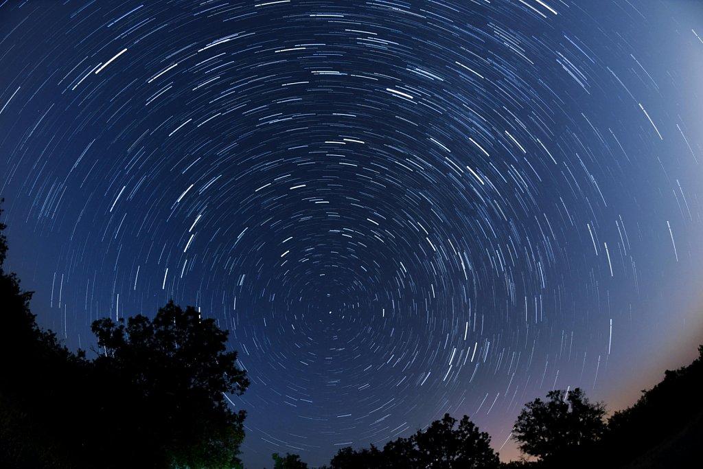 Le ciel étoilé