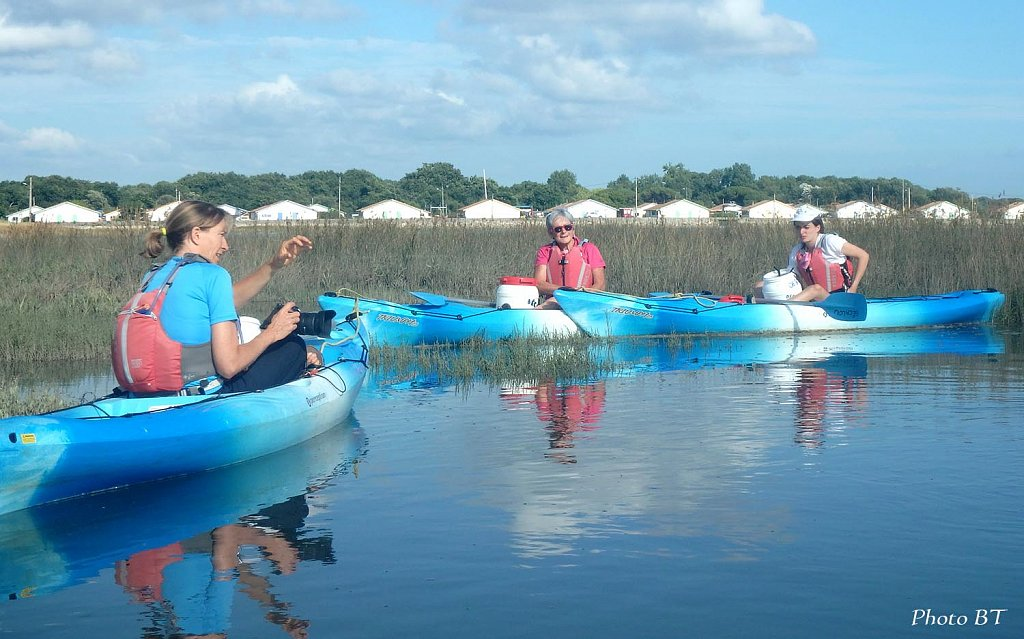 Sortie kayak-photo